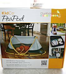 kidco peapod travel bed kidco peapod review
