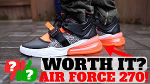 nike si e social after wearing nike air 270 worth buying