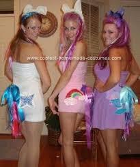 Halloween Hooters Costume Pony Homemade Costumes