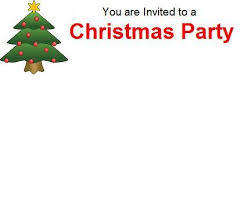 christmas party invitation template brave blank party invitation template 5 at newest article