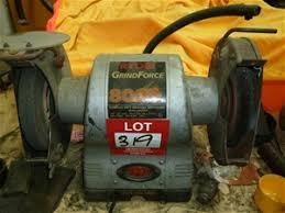 Ryobi Bench Grinder Price Bench Grinder Ryobi Grind Force 8000 8 Inch Model Hbg825a 240