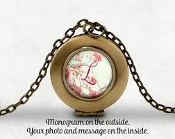 custom lockets personalized locket etsy