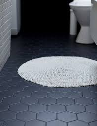 bathroom brilliant white floor tiles ideas on pinterest bathrooms
