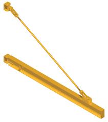 cranes and festoon equipment tools for shop