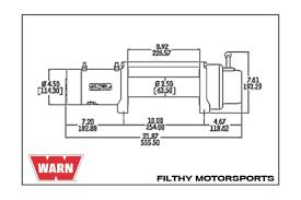 warn xd9000 wiring diagram wiring diagram simonand