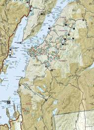 Adirondack Mountains Map Adirondack Mountain Range Map