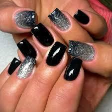18 fantastic silver nail designs new year u0027s nails design and