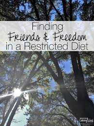 www find friends school how to freedom even on your restricted diet