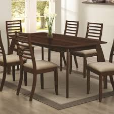 stanley dining room set coaster furniture 104951 dining table