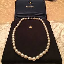 pearls necklace tiffany images 70 off tiffany co jewelry tiffany fresh water pearls jpg