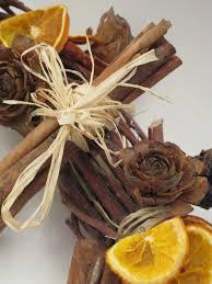 modern country style wreath week cinnamon and orange wreath tutorial