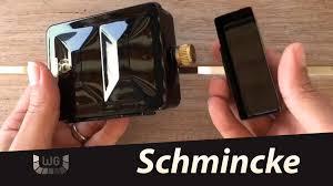 opening a new schmincke travel set horadam aquarell youtube