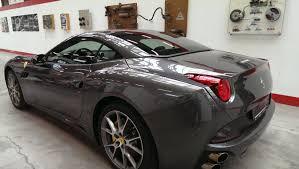 Ferrari California Grey - grigio silverstone ferrari california exterior full hd youtube