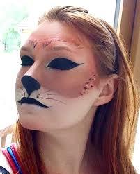 Fox Halloween Costumes Fox Makeup Haloween Eyeshadows