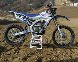 yamaha motocross bikes 2017 yamaha yz250fx race test dirt bike test