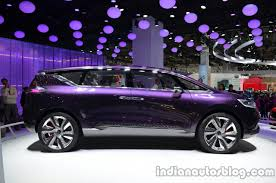 renault purple side of the renault initiale paris concept indian autos blog