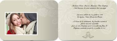 faire part mariage avec photo idées de texte faire part mariage pour 2017