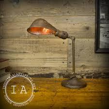 Bureau Olier Vintage Vintage Industriel Antique Holophane Olier Bureau