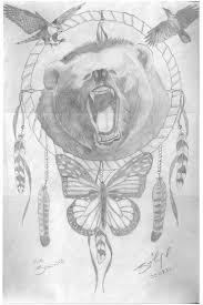 bear clan medicine wheel by deadseid on deviantart