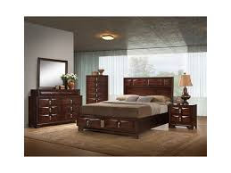 floor and decor roswell simmons upholstery 1012 roswell queen storage bed with 2 drawers