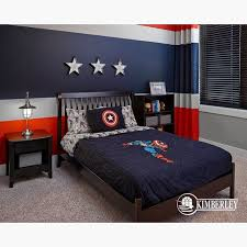 Captain America Decor How Cute Is This Captain America Themed Room Credit To Kimberley