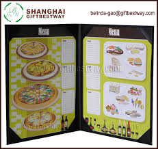 menu covers wholesale price competitive wholesale high quality a4 leather menu cover