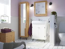 Pine Bathroom Storage Bathroom Furniture Bathroom Ideas At Ikea Ireland
