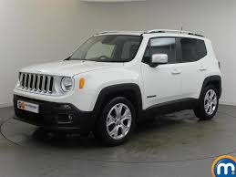 anvil jeep renegade used jeep renegade limited for sale motors co uk