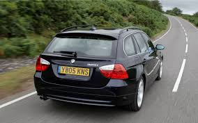 bmw 3 series touring review 2005 2012 parkers