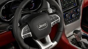 Grand Cherokee Interior Colors Gallery 2018 Jeep Grand Cherokee Trackhawk Interior Autoweek