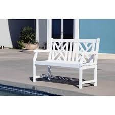 white patio furniture outdoor seating u0026 dining for less