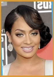simple african american hairstyles african american wedding hairstyles medium length hair clever