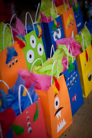 party city halloween treat bags best 25 monster party favors ideas only on pinterest monster