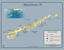 Map Of Marathon Florida by Michelle Felde U0027s Gis Collection Module 4 Typology