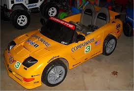 corvette power wheels modified power wheels