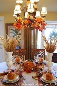 thanksgiving decorations home table otoño eventos