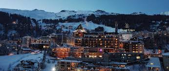 unique hotel eden superior st moritz switzerland