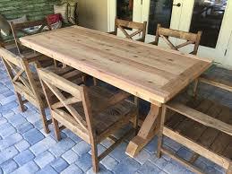 custom wood dining tables 47 best custom built wood tables images on pinterest wood tables