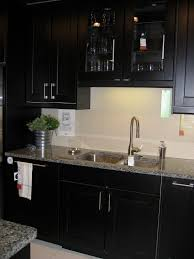 dark espresso kitchen cabinets inspiring home ideas