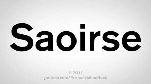 Meme Pronunciation Audio - how to pronounce saoirse youtube
