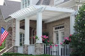 Front Porch Awnings Patio Ideas To Expand Your Front Porch