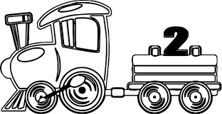 fast toy train coloring page wecoloringpage