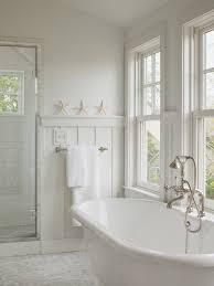 Bathroom Wainscotting Board And Batten Wainscoting Cottage Bathroom Sophie Metz Design