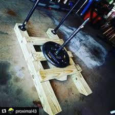 prowler press the site of push pull mauler sled diy strength gear diy