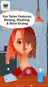 toca boca hair salon me apk toca hair salon 2 free android apps on play