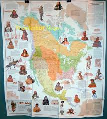 Map Of Western Us Us Map Of The Native American Tribes Alphabetic Listing Of Native