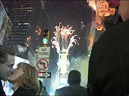 2000 new years new years 2000 millennium in times square