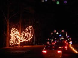 celebration in lights newport news va official website