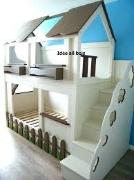 construire bureau fabrication lit enfant fabriquer un lit cabane cabane enfant id e