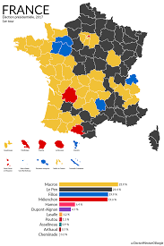 french presidential election 2017 vivid maps